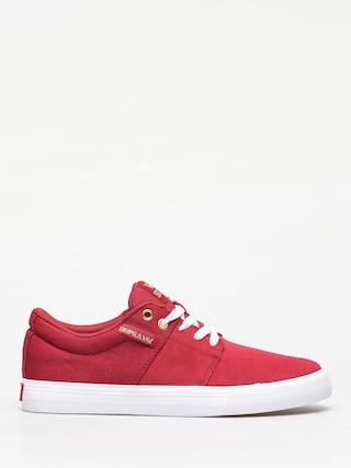 Supra Stacks Vulc II Shoes (rose white)
