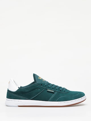 Supra Elevate Shoes (evergreen white)
