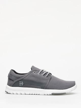 Etnies Scout Shoes (grey/silver)