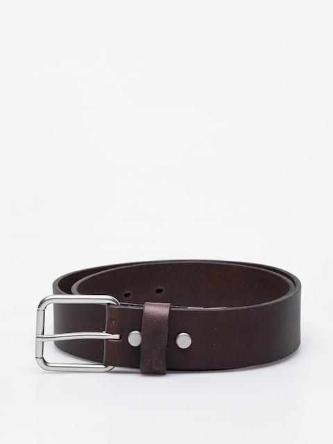 Volcom Effective Lth Belt (brn)