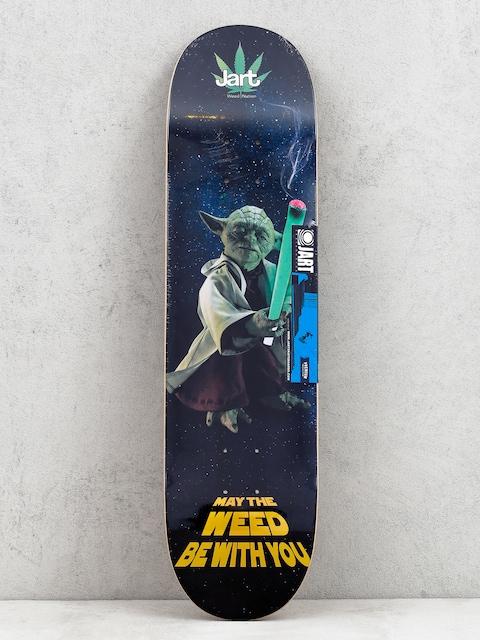 Jart Weed Nation Yoda Deck (black)