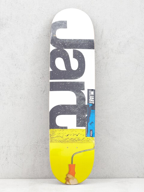 Jart Rolling Deck (white/yellow)
