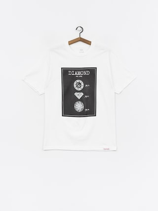 Diamond Supply Co. Draft T-shirt (white)