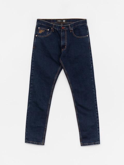 Elade Selvedge Pants (blue denim)