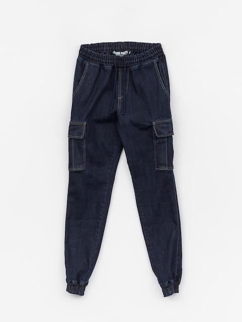 Diamante Wear Rm Hunter Jogger Pants (dark jeans)