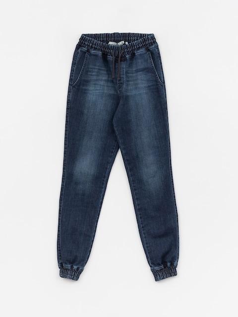 Diamante Wear Rm Jeans Jogger Pants (dark wash jeans)