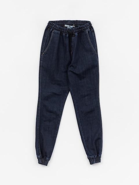 Diamante Wear Rm Jeans Jogger Pants (dark jeans)