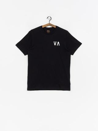 RVCA Frosty Gaze T-shirt (black)