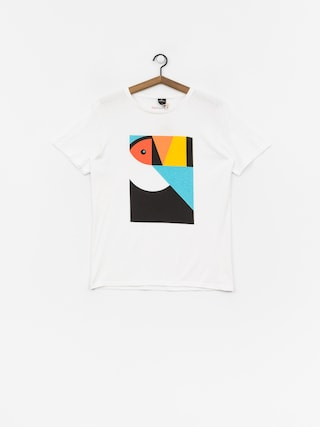 Rip Curl Toucanos Regresos T-shirt (optical white)
