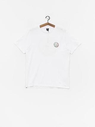 Rip Curl Rider'S T-shirt (optical white)