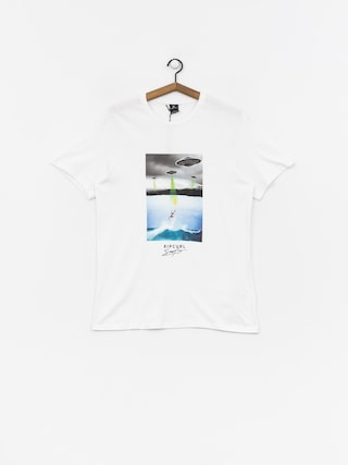 Rip Curl Good Bad Day T-shirt (optical white)