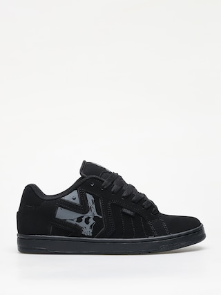 Etnies Metal Mulisha Fader 2 Shoes (black/black/black)