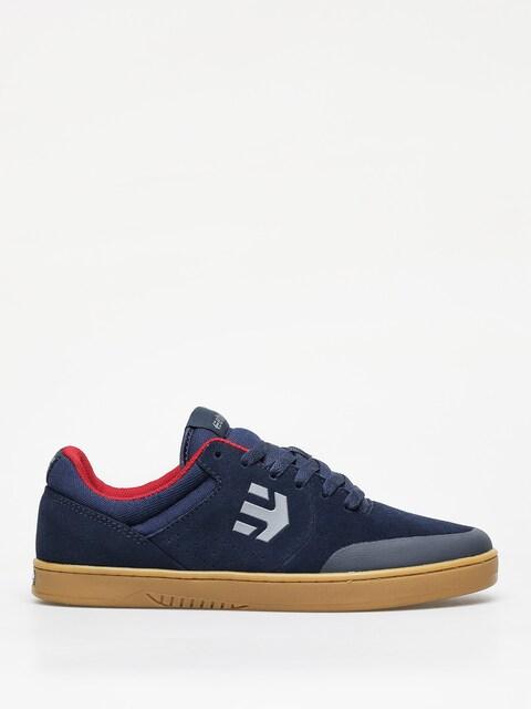 Etnies Marana Shoes (navy/red/gum)