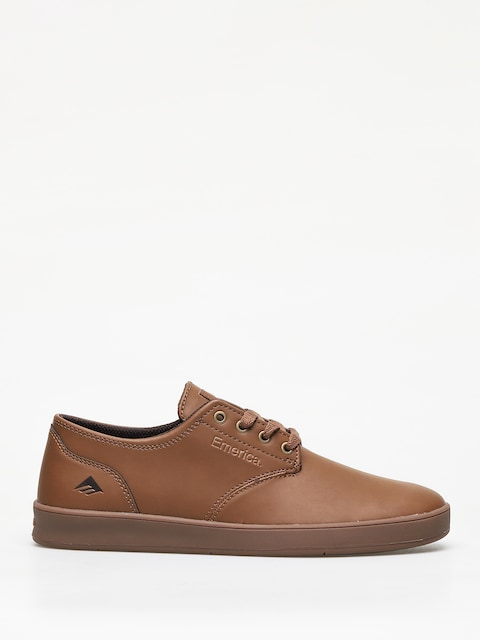 Emerica The Romero Laced Shoes (tan/tan/brown)