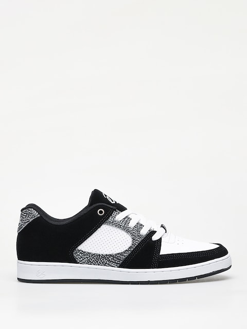 Es Accel Slim Shoes (black/grey/white)