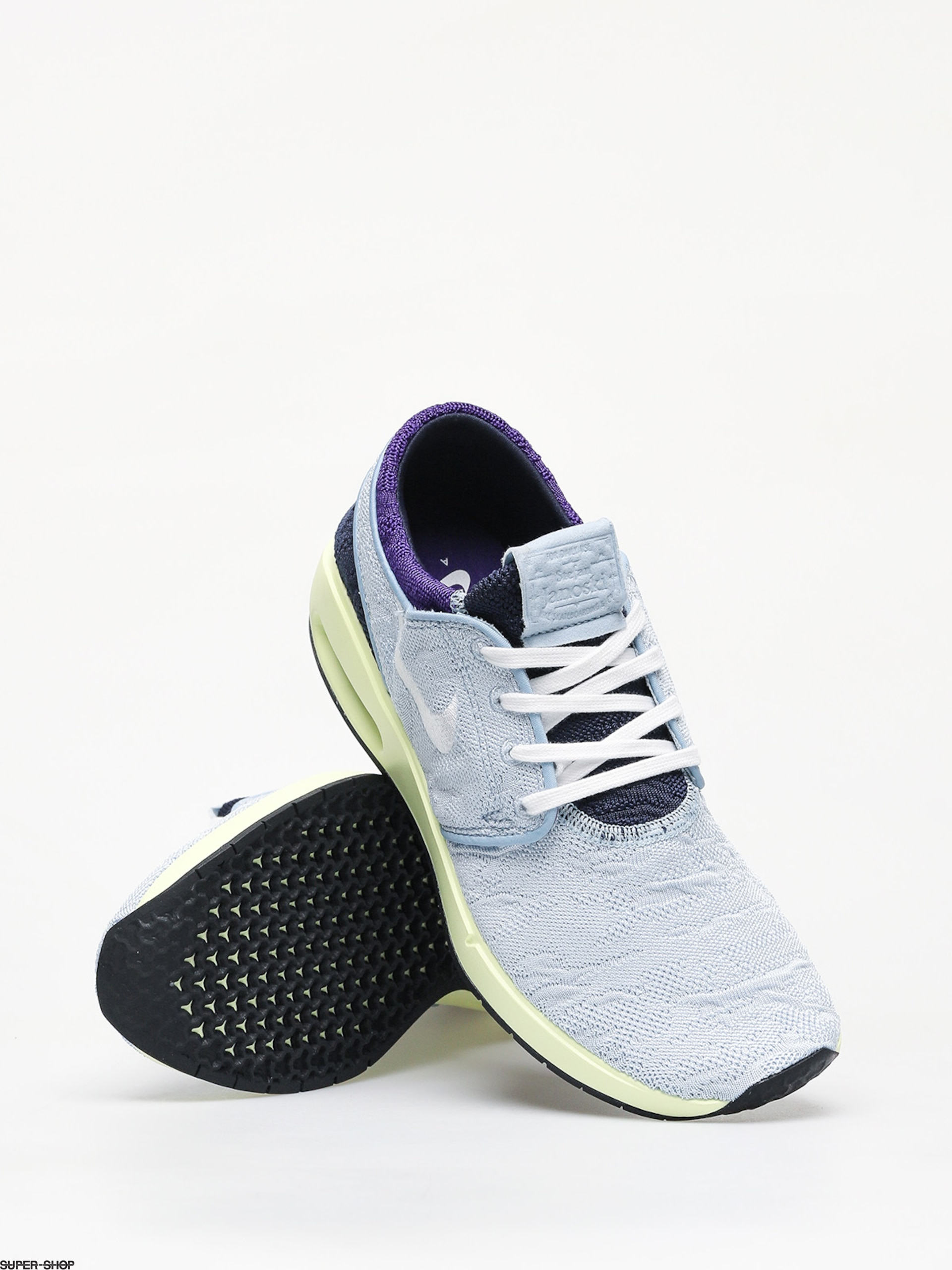 Nike SB Air Max Janoski 2 Shoes (lt armory blue/white midnight navy)