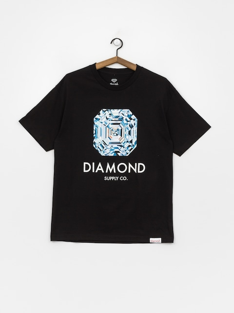 Diamond Supply Co. Asscher Cut T-shirt