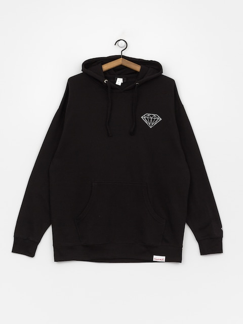 Diamond Supply Co. Draft Sweatshirt (black)