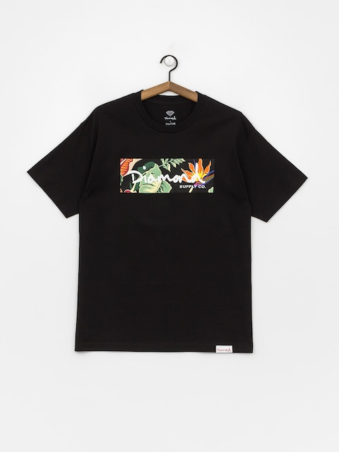 Diamond Supply Co. Paradise Box Logo T-shirt