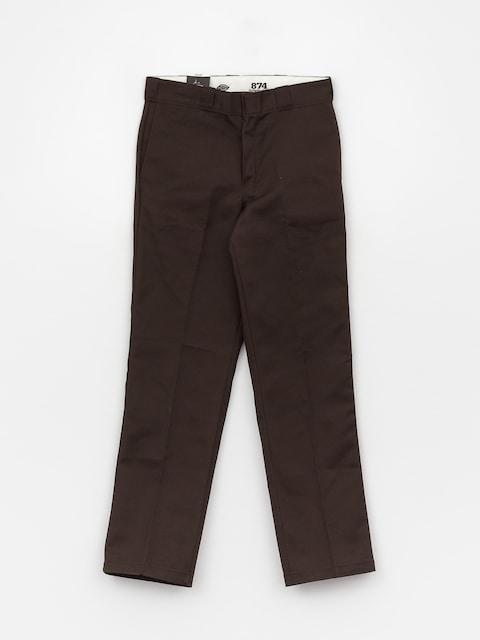 Dickies Original 874 Work Pant Pants (dark brown)
