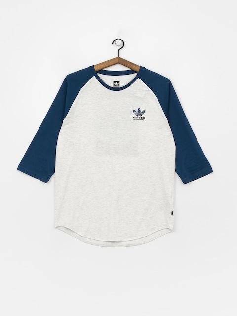 adidas Claremont 3/4 T-shirt (palmel/legmar/actgrn)