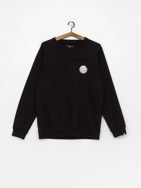 Rip Curl Wettie Crew Sweatshirt (black)