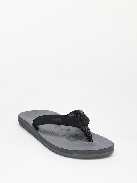 RVCA Subtropic Sandal Flip-flops (smoke)