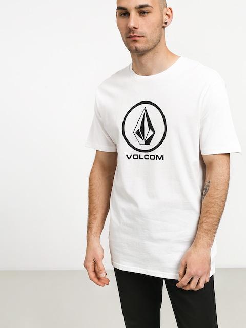 Volcom Crisp Stone T-shirt (wht)