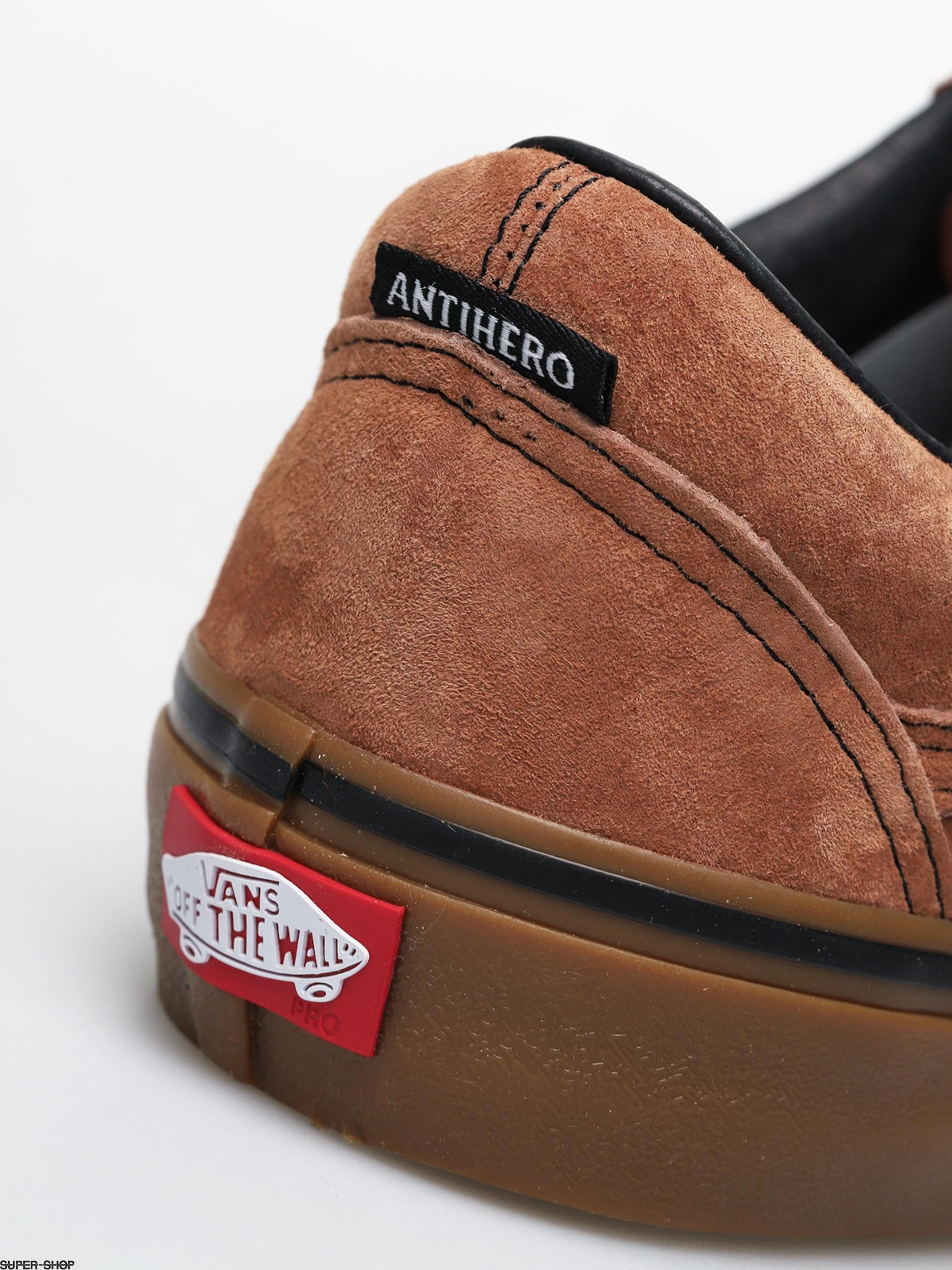 Vans Old Skool Pro Anti Hero Shoes