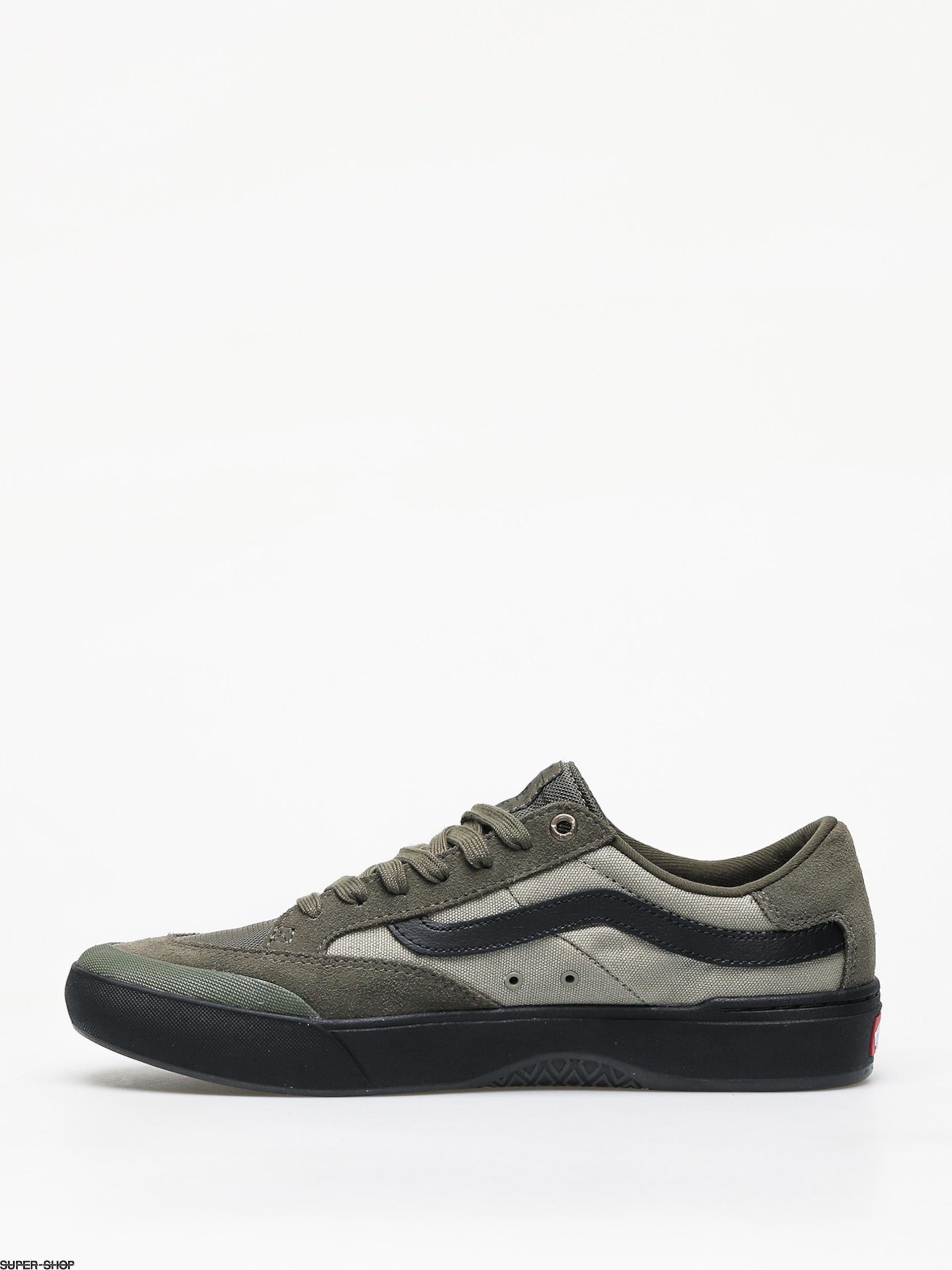 Vans Berle Pro Shoes (grape leaf)