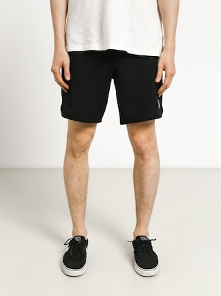 Quiksilver Highline Scallop 18 Boardshorts (black)