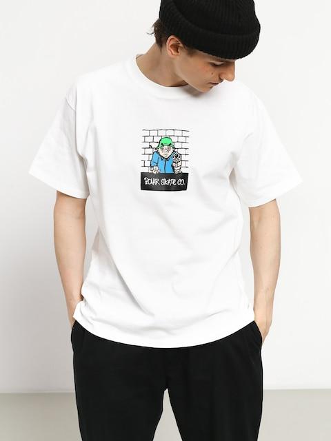 Polar Skate Robbery T-shirt (white)