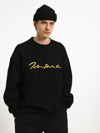 Polar Skate Signature Crewneck Sweatshirt (black)