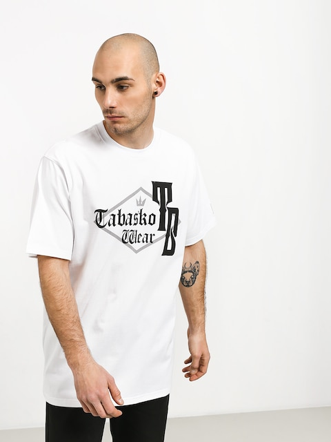 Tabasko Wear T-shirt (white)