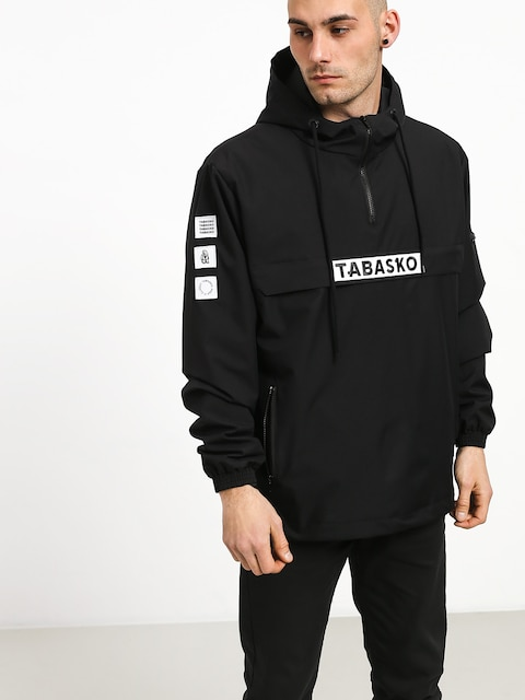 Tabasko Logo Jacket (black)