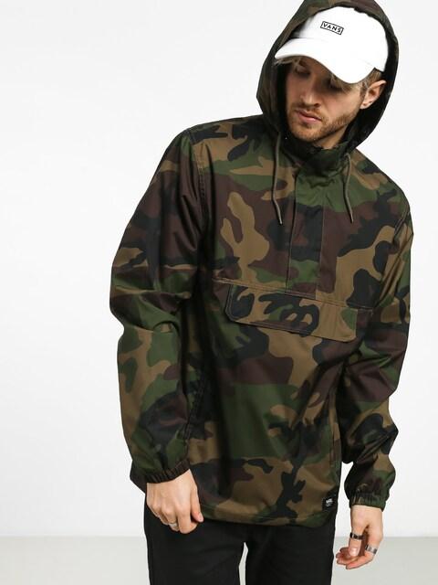 Vans Pinehurst Anorak Jacket (oversized woodland camo)