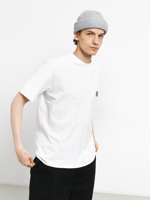 Carhartt T-shirt Pocket (white)