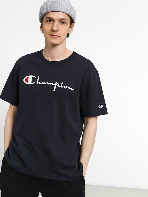 Champion Premium Reverse Weave Big Logo T-shirt (nny)