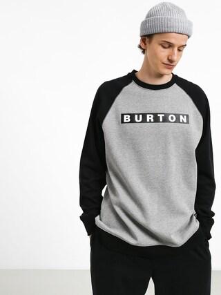 Burton Vault Crew Sweatshirt (gray heather)
