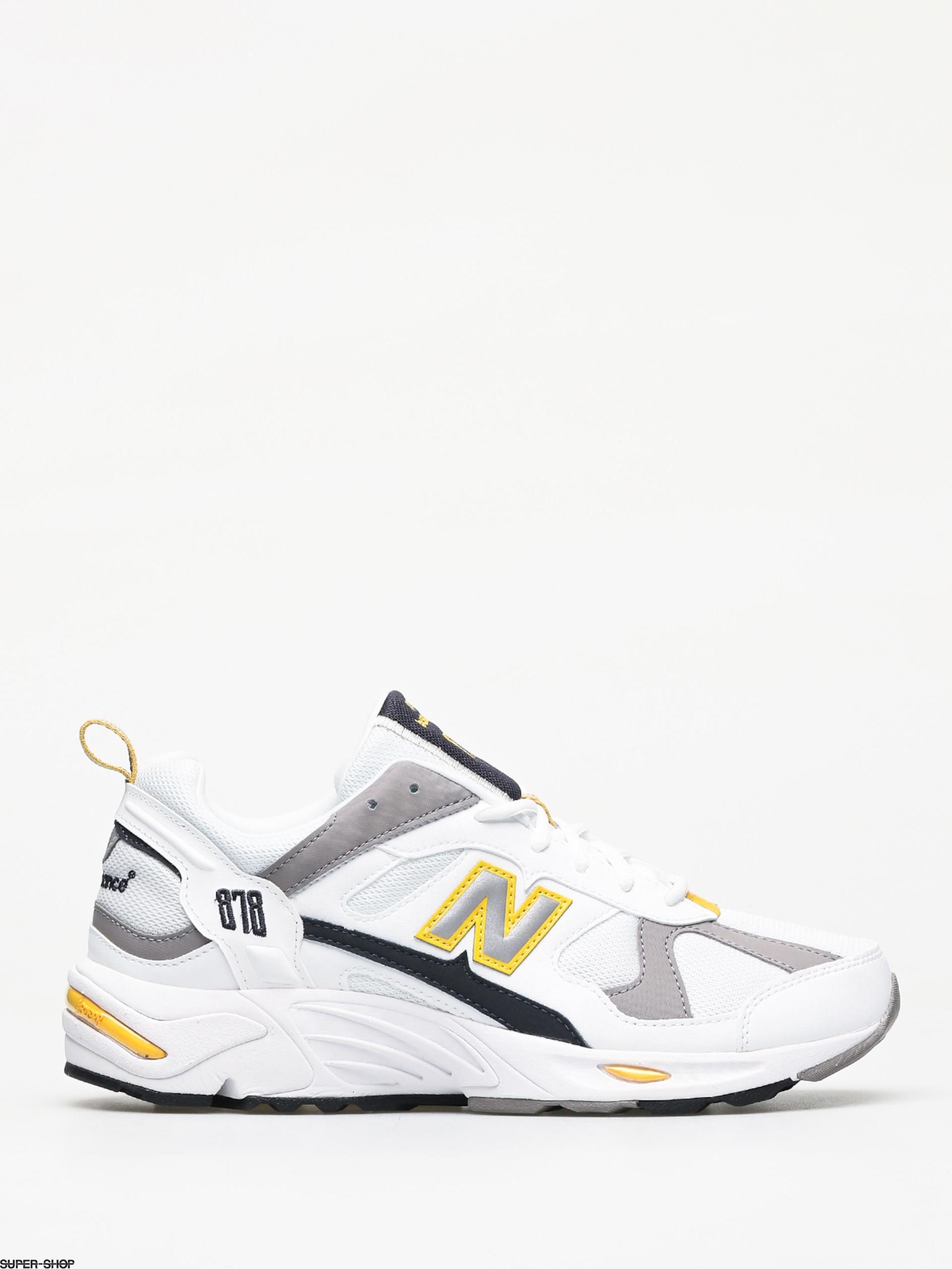 design de qualité d7c0c 48058 New Balance 878 Shoes (white)