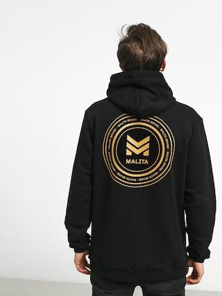Malita Military HD Hoodie (black)