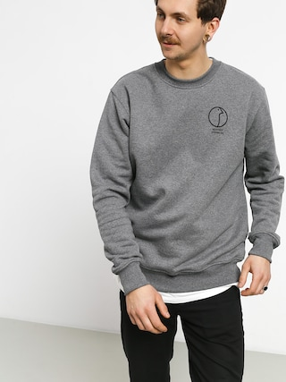 Nervous Profile Sweatshirt (grey)