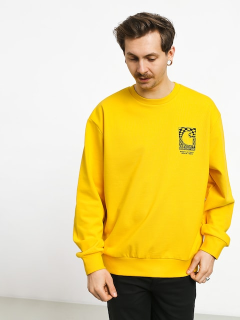 Carhartt WIP Body & Paint Sweatshirt (primula/black)