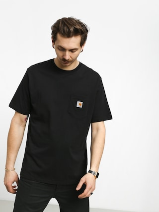 Carhartt T-shirt Pocket (black)