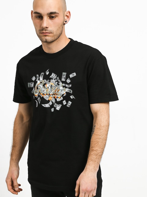 Grizzly Griptape Ballin T-shirt (black)