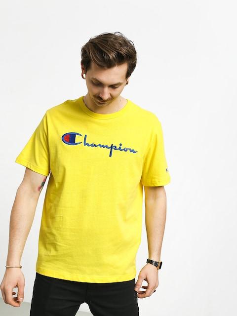 Champion Premium Reverse Weave Big Logo T-shirt (btp)