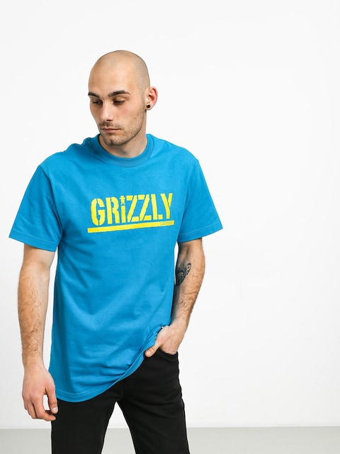 Grizzly Griptape Stamped T-shirt