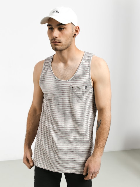 Etnies Tribute Tank top (stone)
