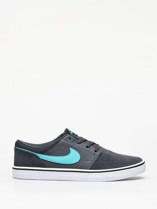 Nike SB Solarsoft Portmore II Shoes (anthracite/cabana white)