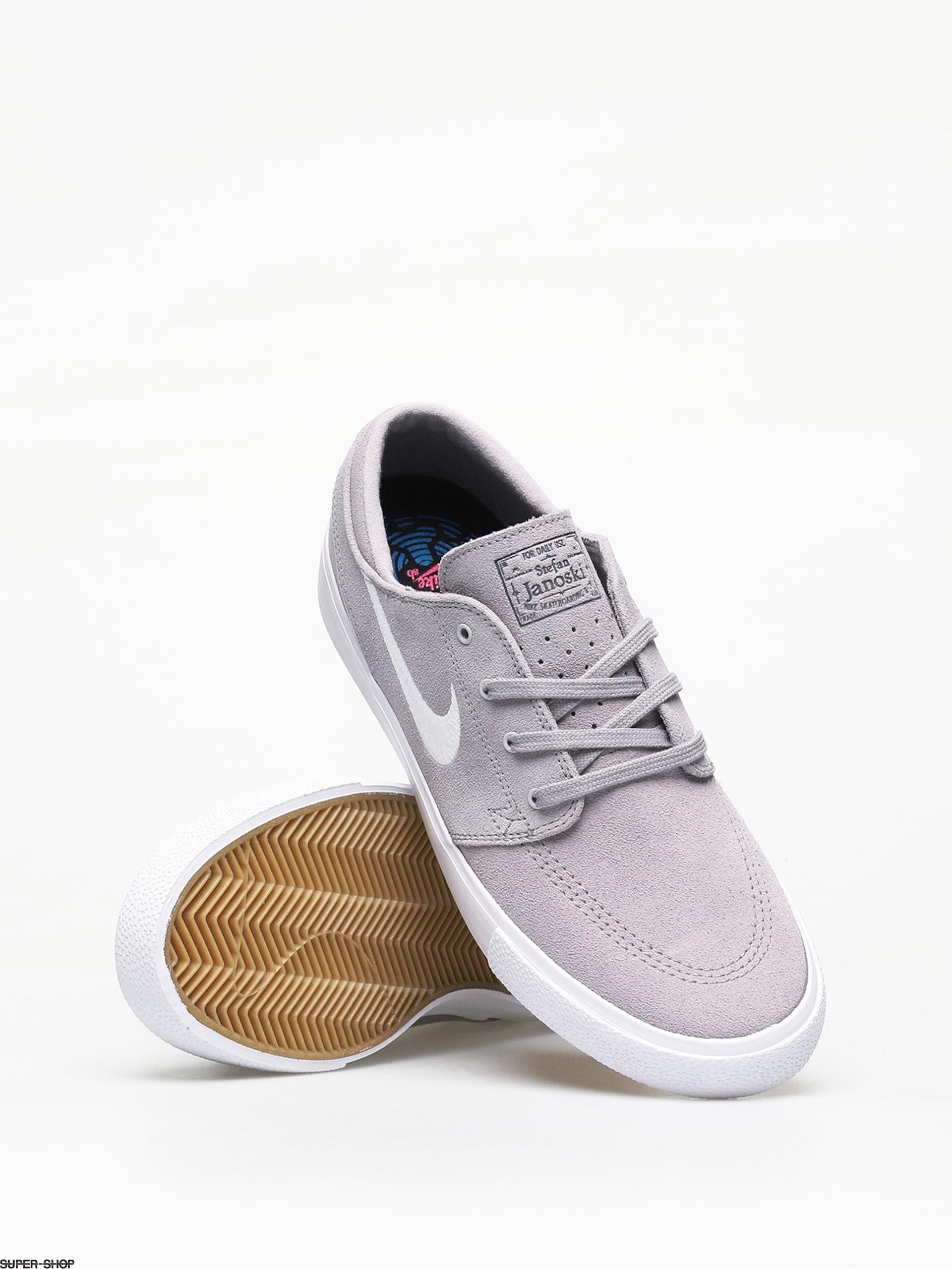 outlet store 79efa 47421 Nike SB Zoom Janoski Rm Shoes (atmosphere grey white dark grey)